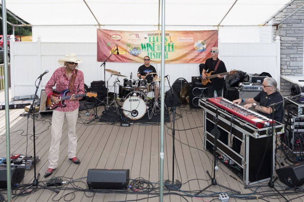 2021 Easterns Bayside Blues and Wine Festival